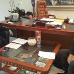 Συνάντηση του Βουλευτή Φλώρινας Κωνσταντίνου Σέλτσα με την Υφυπουργό Αγροτικής Ανάπτυξης κ. Ολυμπία Τελιγιορίδου