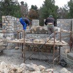 kozan.gr: Σε εξέλιξη οι εργασίες για τα πρώτα κτίσματα στο Κουρί Κοζάνης (Φωτογραφίες)