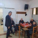 """Κυριάκος Μιχαηλίδης: """"Σεβασμός, μέριμνα κι αγάπη για τους ανθρώπους της τρίτης ηλικίας – Όχι αδιαφορία ή ενδιαφέρον από υποχρέωση – Η επίσκεψή μου στο ΚΑΠΗ του Δήμου Κοζάνης"""""""