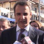 Κυριάκος Μητσοτάκης από την Καστοριά: Δεν πρόκειται να ψηφίσουμε τη Συμφωνία των Πρεσπών (Bίντεο)