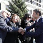 """Κ. Μητσοτάκης από την Καστοριά: """"Ναι, η Δυτική Μακεδονία θα είναι γαλάζια μετά τις επόμενες Περιφερειακές εκλογές"""" (Δελτίο τύπου)"""