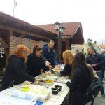 kozan.gr: Γλέντησαν και γεύτηκαν παραδοσιακό Βλατσιώτικο τυρί και τσίπουρο, το μεσημέρι του Σαββάτου, στη Βλάστη Εορδαίας (Bίντεο & Φωτογραφίες)