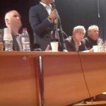 "kozan.gr: Θ. Καρυπίδης στο Δ.Σ. του δήμου Βοίου στη Νεάπολη: ""Ξεκαθαρίζω στο Στρατόπεδο Πόρτη δεν θα έρθει ούτε ένας πρόσφυγας. Ούτε ένα Κοντέινερ δεν θα έρθει"" (Bίντεο 7′)"