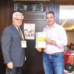 Το Γ.Ν Πτολεμαΐδας «Μποδοσάκειο» βρίσκεται στην ευχάριστη θέση να ανακοινώσει τη βράβευση στελέχους της σε πανελλήνιο συνέδριο που αφορά τις υπηρεσίες υγείας.