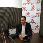 "kozan.gr: Θ. Καρυπίδης: ""Μέσω του Τοπικού Πόρου Ανάπτυξης, αλλά και με χρηματοδότηση – κατά το μεγαλύτερο μέρος – της κυβέρνησης, θα προσληφθούν άμεσα  250-300 επιστήμονες για τη στελέχωση των υπηρεσιών της Περιφέρειας Δ. Μακεδονίας – Θα υπάρξει και δεύτερο πρόγραμμα και θα υπάρξουν 1000 εργαζόμενοι"" (Ηχητικό)"