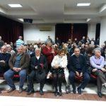 kozan.gr: Πτολεμαΐδα: Γεμάτη η αίθουσα συνεδριάσεων του Δ.Σ. Εορδαίας, στην πολιτική εκδήλωση του ΣΥΡΙΖΑ με θέμα «Η Ελλάδα στην Ευρώπη και στα Βαλκάνια» με ομιλητές την  Σία Αναγνωστοπούλου (Βουλευτή ΣΥΡΙΖΑ) και τον Κώστα Δουζίνα (Βούλευτή ΣΥΡΙΖΑ) – Ποιοι παρέστησαν  (Βίντεο 11′ & Φωτογραφίες)