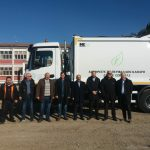 kozan.gr: 3 νέα απορριμματοφόρα παρέλαβε, το πρωί της Παρασκευής, από την εταιρεία ΤΑΡ, ο δήμος Εορδαίας (Φωτογραφίες & Βίντεο)