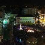 kozan.gr: Κοζάνη: Φαντασμαγορική γιορτή, με Μαρίνα Σάττι & Fones, για τη φωταγώγηση του Χριστουγεννιάτικου δέντρου (90 Φωτογραφίες & Bίντεο 9′)