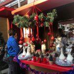 kozan.gr: Έτοιμο το πρώτο Χριστουγεννιάτικο σπιτάκι στον κεντρικό πεζόδρομο της Κοζάνης (Φωτογραφίες)