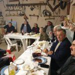 kozan.gr: Γλέντι με τσίπουρο, το βράδυ του Σαββάτου 1/12, στο καζαναριό του Βαθύλακου, παρέα με συντρόφους, για το βουλευτή Κοζάνης, Γ. Ντζιμάνη (Φωτογραφίες)