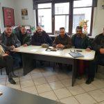 Συνάντηση με μέλη των Δ.Σ. Συλλόγων Ερασιτεχνικής Αλιείας είχε η Υφυπουργός Αγροτικής Ανάπτυξης (Δελτίο τύπου)