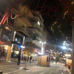 Nέα σπιτάκια και εορταστικός διάκοσμος στον κεντρικό πεζόδρομο Κοζάνης (Φωτογραφίες)