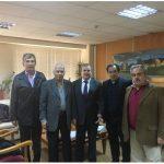 Σωματείο Συνταξιούχων ΔΕΗ: Συνάντηση στην Αθήνα με τον Υφυπουργό Εργασίας (Φωτογραφία)
