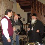 kozan.gr: Επισκέψεις για τις ευχές και τα κάλαντα της Πρωτοχρονιάς, δέχτηκε, σήμερα Δευτέρα 31/12, στο Επισκοπείο Κοζάνης., ο Μητροπολίτης Σερβίων & Κοζάνης κ.κ. Παύλος (Βίντεο)