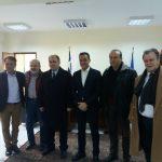 kozan.gr: Πτολεμαΐδα: Τις καθιερωμένες ευχές,με τους φορείς, τους συλλόγους και τους πολίτες της περιοχής της Εορδαίας, ενόψει της Πρωτοχρονιάς, αντάλλαξε, σήμερα Δευτέρα 31/12, ο Περιφερειάρχης Δυτικής Μακεδονίας Θεόδωρος Καρυπίδης (Φωτογραφίες & Βίντεο)