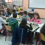 Με επιτυχία πραγματοποιήθηκαν  οι προκριματικοί σχολικοί αγώνες σκάκι της Εορδαίας