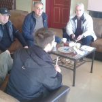 Ν.Ε. Κοζάνης του ΣΥΡΙΖΑ κοντά στα προσφυγόπουλα (Φωτογραφίες)