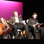 "kozan.gr: Με τη συμμετοχή της παγκοσμίου φήμης σοπράνο Τζένης Δριβάλα, πραγματοποιήθηκε, το βράδυ της Πέμπτης 27/12, η συναυλία του Δημοτικού Ωδείου Κοζάνης, με τίτλο: ""Ορατόριο των Χριστουγέννων"" του CamilleSaintSaens (Βίντεο & Φωτογραφίες)"