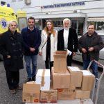 400 βιβλία για την Παιδιατρική Κλινική του Μαμάτσειου Νοσοκομείου