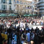 kozan.gr: Ξεσήκωσαν, το μεσημέρι της Κυριακής 23/12, το κέντρο της Κοζάνης οι  «Μωμόγεροι» (70 Φωτογραφίες & Βίντεο 31′)