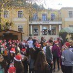 Με μεγάλη επιτυχία πραγματοποιήθηκε το 1ο Santa Run Servia 2018 – η συμμετοχή ξεπέρασε τις προσδοκίες των διοργανωτών (Φωτογραφίες)