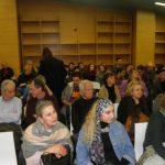 kozan.gr: Μελετήματα για την ποίηση του Ντίνου Χριστιανόπουλου παρουσίασε, το βράδυ της Πέμπτης 20/12, στο νέο κτήριο της Δημοτικής Βιβλιοθήκης Κοζάνης, ο συγγραφέας Μάριος Κυπαρίσσης-Μώρος (Βίντεο)