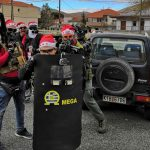 Ο Σύλλογος Αεροσφαίρισης Κοζάνης οργάνωσε με μεγάλη επιτυχία, μια Χριστουγεννιάτικη ιστορία μάχης στο Εκθεσιακό Κέντρο των Κοίλων στην Κοζάνη (Φωτογραφίες)