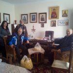 Μέλη του Δ.Σ. του Περιφερειακού Σωματείου Συν/χων ΔΕΗ Δυτ.Μακ/νιας επισκέφτηκαν το Τιάλειο Γηροκομείο Κοζάνης