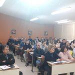 Ολοκληρώθηκε με επιτυχία την Κυριακή 16 Δεκεμβρίου το 25ωρο σεμινάριο με θέμα «Φορολογικός Έλεγχος» που πραγματοποιήθηκε στο μεγάλο αμφιθέατρο του ΤΕΙ Δυτικής Μακεδονίας στην Κοζάνη