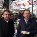 kozan.gr: Ζεστές τσιγαρίδες, άφθονο κρασί και τοπικά εδέσματα στην 9η Γιορτή Τσιγαρίδας στην Εράτυρα Βοΐου  (Φωτογραφίες)