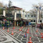 kozan.gr: Πυροσβεστικό πάρκο «στήθηκε» το πρωί της Κυριακής 16 Δεκεμβρίου στην κεντρική πλατεία της Πτολεμαΐδας (Βίντεο & Φωτογραφίες)