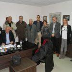 kozan.gr: Επίσκεψη της Ευξείνου Λέσχης Ποντίων Θεσσαλονίκης πραγματοποιήθηκε σήμερα Σάββατο 15/12 στη Λέσχη Ποντίων Κοζάνης (Φωτογραφίες & Βίντεο)