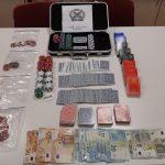 Συνελήφθησαν έντεκα άτομα, για διενέργεια παράνομου τυχερού παιγνίου, σε κατάστημα σε περιοχή της Κοζάνης (Φωτογραφία)