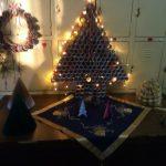 kozan.gr: O οικολογικός χριστουγεννιάτικος στολισμός του 3ου Γυμνασίου Κοζάνης (Φωτογραφίες)