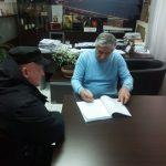 Δήμος Σερβίων-Βελβεντού: Υπογραφή σύμβασης έργου για κατασκευή πεζόδρομου
