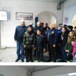 Δωρεά λευκών νοσοκομειακών ειδών προς το Μαμάτσειο Νοσοκομείο Κοζάνης πραγματοποίησαν οι μαθητές των Ε και ΣΤ τάξεων του 9ου Δημοτικού Σχολείου Κοζάνης