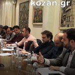 "kozan.gr: Κ. Καλεντηριάδης (Πρόεδρος Εκθεσιακού Κέντρου Δ. Μακεδονίας) για όσα συνέβησαν στην κεντρική επετειακή εκδήλωση του ΕΒΕ Κοζάνης, για τον εορτασμό των 100 χρόνων: ""Ίσως το φιάσκο αυτό της εκδήλωσης να μην είχε φτάσει εκεί που έφτασε αν δεν είχε πάρει το λόγο ο κ. Παντελίδης"" (Bίντεο)"