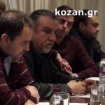 """kozan.gr: Γ. Μητλιάγκας: """"Η κεντρική επετειακή εκδήλωση για τα 100 χρόνια του ΕΒΕ Κοζάνης, χαρακτηρίστηκε, κυρίως, από ασέβεια"""" (Βίντεο)"""