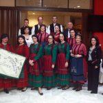 Με προβολή της παράδοσης ο ετήσιος χορός  του Πολιτιστικού Συλλόγου ''Η ΤΣΙΟΥΚΑ'' Αγίας Κυριακής.  (του παπαδάσκαλου Κωνσταντίνου Ι. Κώστα)