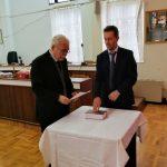 Ορκωμοσία νέου Δημοτικού Συμβούλου (Κωστάρα Δημήτριου) στο δήμο Βοΐου