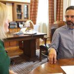 kozan.gr: Tι απάντησε ο δήμαρχος Κοζάνης στο ερώτημα που αφορά τα ιδρυτικά στελέχη της Κίνησης, όπως οι Λ. Τσικριτζής, Τ. Σιόμου, Α. Γαβριηλίδης & Φ. Φτάκα, που δε συμμετέχουν πλέον, ενεργά – Πού αποδίδει το συγκεκριμένο γεγονός σε σχέση με την εξέλιξη της Κίνησης (Βίντεο)