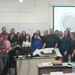"""Την πίτα έκοψε το  μεταπτυχιακό πρόγραμμα """"Φοροτεχνική και Νομοθεσία Επιχειρήσεων"""", του ΤΕΙ Δυτικής Μακεδονίας"""