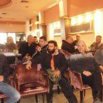 kozan.gr: Π. Αρνίδης, πρόεδρος του Γεωργοκτηνοτροφικού Συνεταιρισμού «Αλιάκμων», στη σημερινή συνάντηση με αγρότες και κτηνοτρόφους: «Είμαστε εδώ και θέλουμε να δεσμευτούμε. Πρέπει να κατεβάσουμε δικό μας συνδυασμό στον Δήμο Κοζάνης. Εμείς ξέρουμε τα πράγματα καλύτερα από αυτούς» (Βίντεο)
