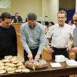 kozan.gr: Έκοψαν πίτα στο δημοτικό συμβούλιο Κοζάνης – Το φλουρί στην παράταξη της Λαϊκής Συσπείρωσης  (Φωτογραφίες & Βίντεο)