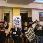 kozan.gr: Στην εκδήλωση κοπής βασιλόπιτας της ΕΠΣ Γρεβενών βρέθηκε, σήμερα Σάββατο 26/1, ο Πρόεδρος της ΠΑΕ ΠΑΟΚ Ιβαν Σαββίδης (Φωτογραφίες)