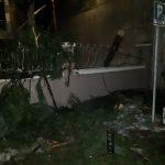 kozan.gr: Πτώση μεγάλου δέντρου από την αυλή του ΕΒΕ Κοζάνης προς το μέσο του δρόμου επί της οδού Ι. Φαρμάκη (Φωτογραφίες)