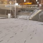 kozan.gr: 23:20 Στα λευκά ντύθηκε – και πάλι – η Κοζάνη – Εικόνες από το κέντρο της πόλης (Βίντεο)