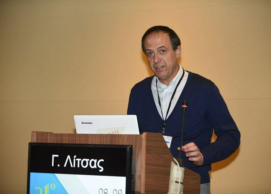 Επιστημονική παρουσίαση στο 22ο Πανελλήνιο Ορθοδοντικό Συνέδριο που πραγματοποιήθηκε στη Θεσσαλονίκη του Ορθοδοντικού Δρ. Γεωργίου Λίτσα