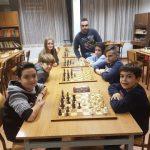 Υψηλές βαθμολογίες στα πρωταθλήματα γρήγορου σκακιού, της Ακαδημίας Πτολεμαΐδας