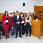 Η Περιφέρεια Δυτικής Μακεδονίας βράβευσε τους διακριθέντες αθλητές και αθλήτριες της Π.Ε. Καστοριάς (Φωτογραφίες)